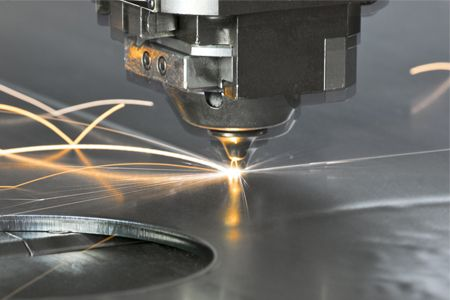 Laser in Metalworking Industry. How It Works.