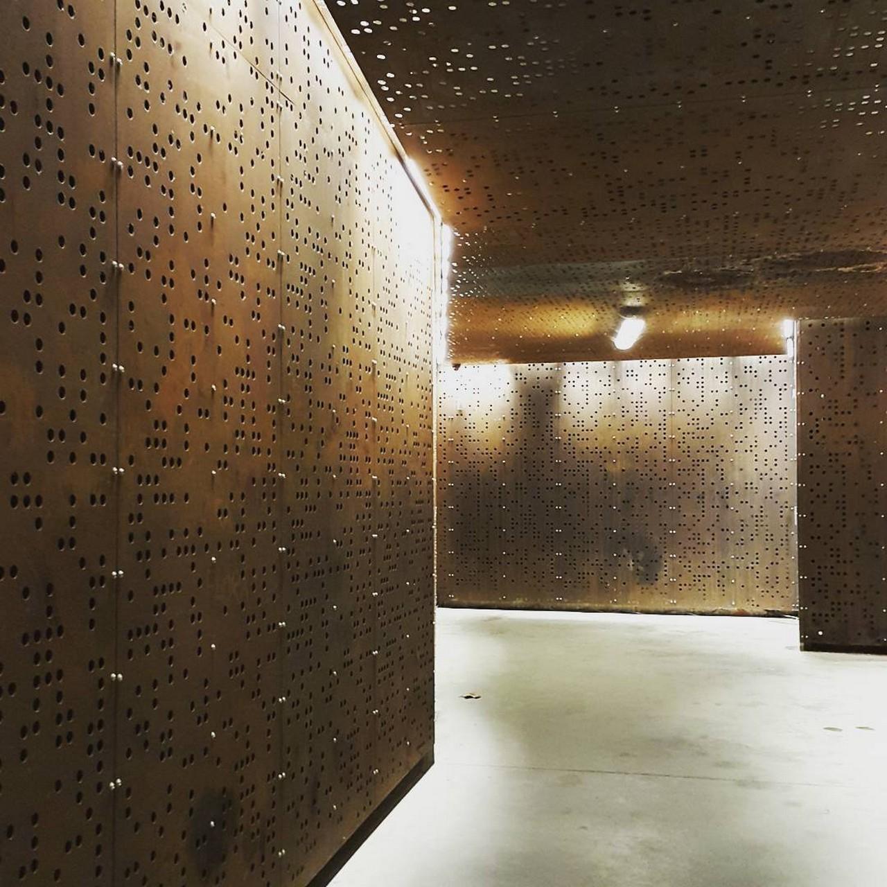 лазерная резка в архитектуре и дизайне